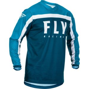 JERSEY MOTOCROSS FLY KINETIC MESH PARA NIÑO