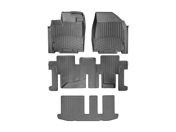 Tapetes Weathertech para Nissan Pathfinder