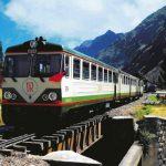 Cusco – Aguas Calientes (tren)